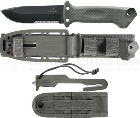 gerber safety knife gerber lmf ii asek folige green ir knife 4 84 quot blade