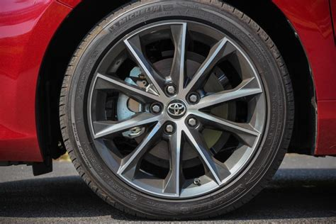 Toyota Camry With Rims The 2015 Camry Is Just Better Period Thayer Auto