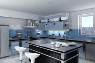 Best Contemporary Kitchen Designs Best Modern Kitchen Designs Smart Home Kitchen