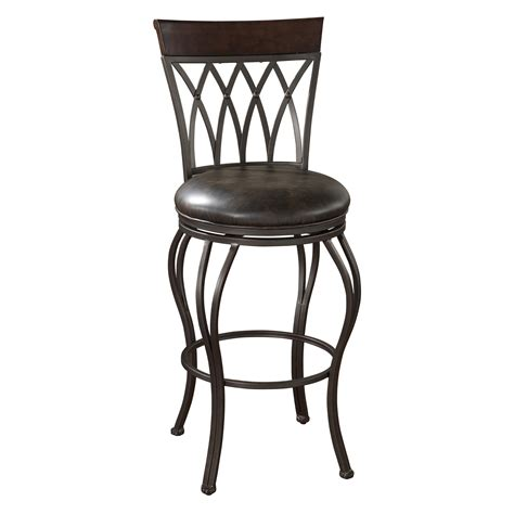 furniture square white leather bar stools with back having black wooden legs and footrest in furniture square white leather bar stools with back