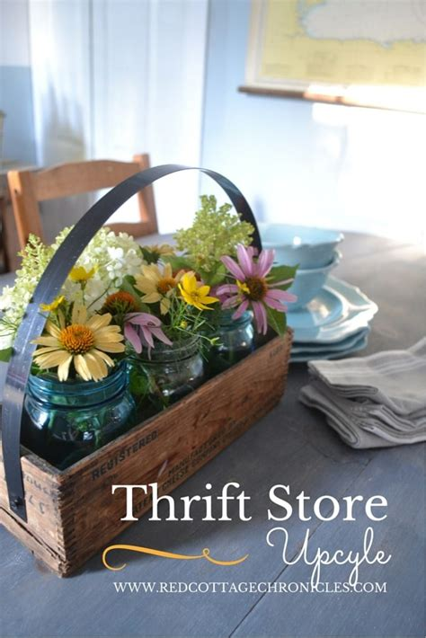chic home items at your local thrift store looking fly thrift store decor upcycle challenge fixer upper style