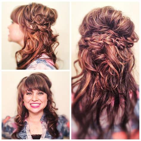hair styles for grade 2 13 best 8th grade promotion hair images on pinterest