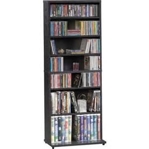 Walmart Dvd Cabinet Mainstays Multimedia Storage Tower Walmart