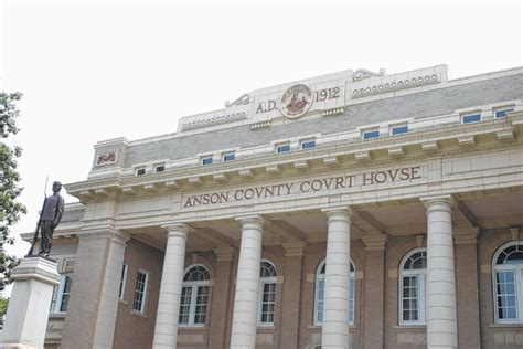 Orlando Court Records Anson Record Vigil Planned For Orlando Victims At Anson County Courthouse