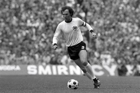 Franz Beckenbauer quotes on franz beckenbauer grass white posts