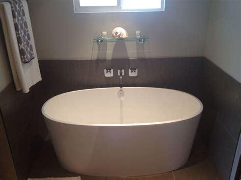 Bathroom Tubs Deep 5 Ft Soaking Tub Bathroom Pinterest