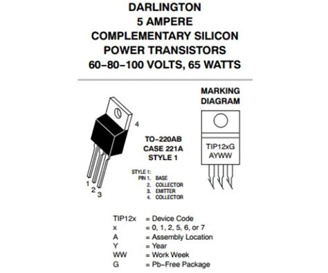 transistor darlington npn tip buy tip122 npn power darlington transistor in hyderabad india