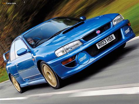 subaru 22b wallpaper photos of subaru impreza 22b sti 1998 1024x768