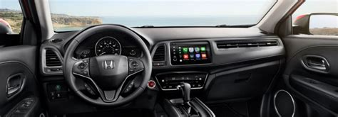 honda hr  car radio options  technology upgrades