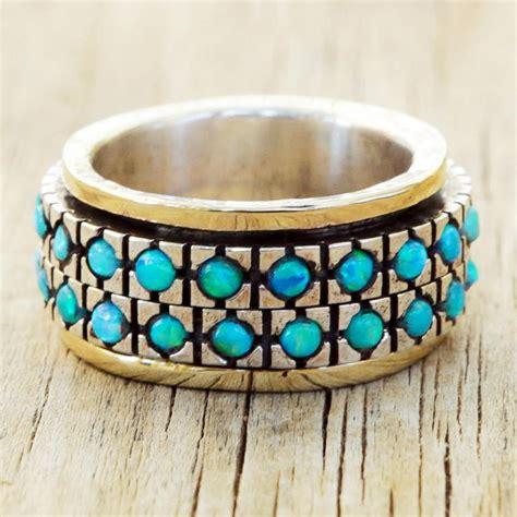 Wedding Anniversary Opal by Opal Ring Wedding Ring Opal Handmade Ring Anniversary