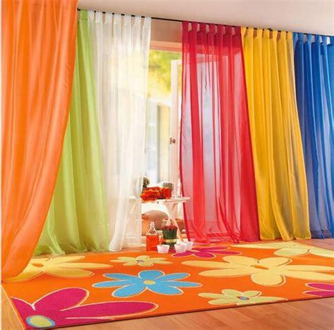 arredare con le tende arredare con le tende d estate ecco 17 idee per la casa