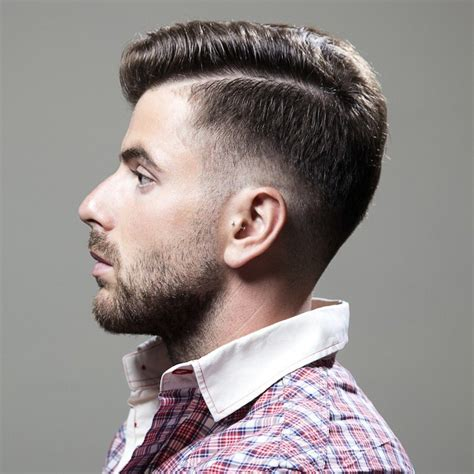 boys haircut with shaved sides shaved sides haircuts for men 2016 men s hairstyles and