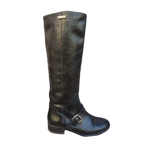 Bottes Tuil by Bottes Cavali 232 Res Tuil 36 Noir 5094999