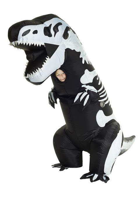 t rex costume skeleton t rex costume for