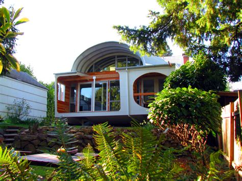 Interesting Architecture In Portland The Eyebrow House Freshome Com