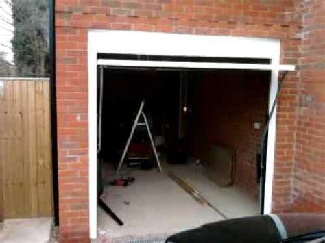 Hormann Garage Door Openers Reviews Hormann Promatic Garage Door Opener Working External View