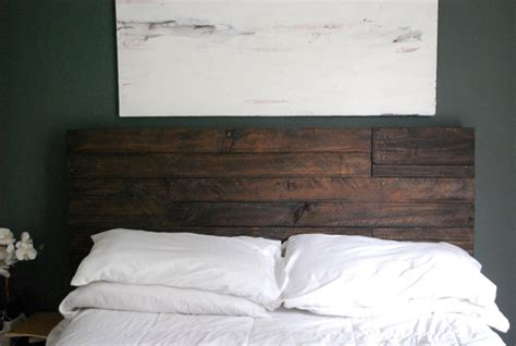 wood headboard full reclaimed wood full size headboards modern house design