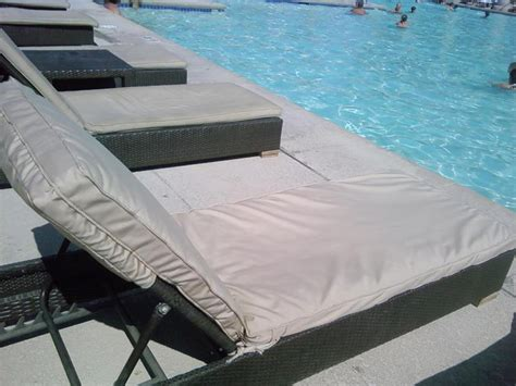 pool lounge chair covers jl linen recovery inc services