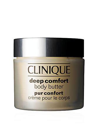 deep comfort clinique deep comfort body butter belk