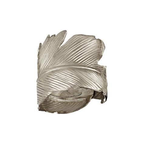 feather ring manon jewelry