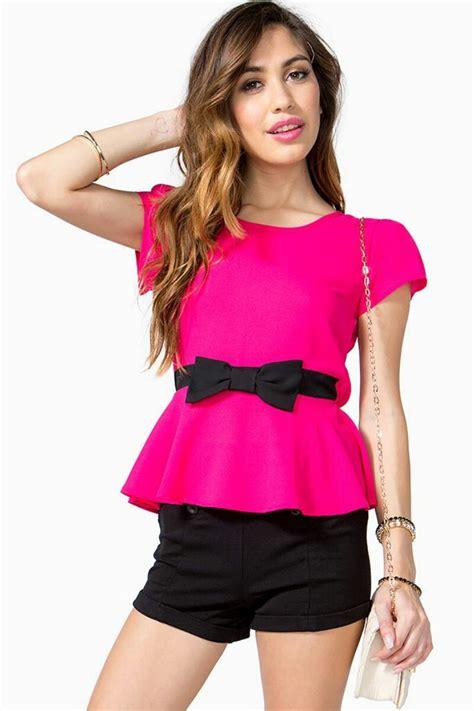 imagenes de uñas juveniles 2014 moda blusas 187 blusas fucsias 3