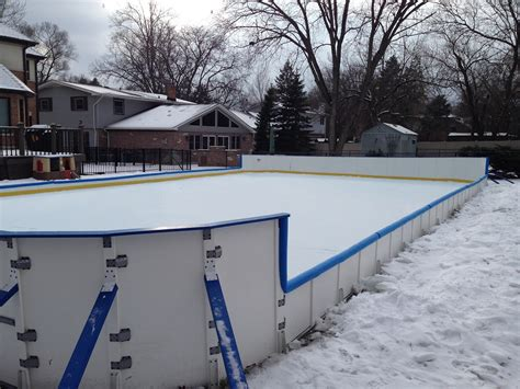 backyard ice rinks rink boards backyard rink boards backyard ice rink boards