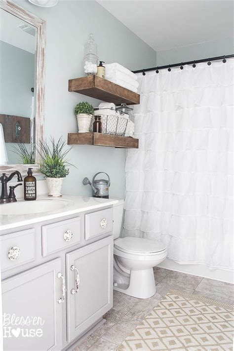 farm bathroom 16 modern farmhouse bathrooms