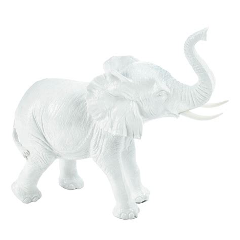 carved elephant totem decor wholesale at koehler home decor white elephant figurine wholesale at koehler home decor