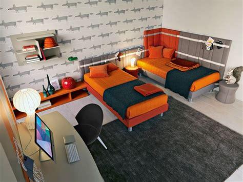 letto ragazzi camere da letto per ragazzi moderne camerette
