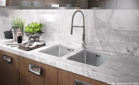 Kitchen Faucets Modern by Blat Kuchenny Z Marmuru Prawdy I Mity Wszystko O
