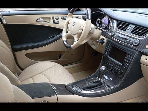Mercedes Cls 350 Interior by Mercedes Cls Class Interior Gallery Moibibiki 6