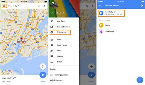 Full Google Maps Offline | how to download areas in google maps for offline use