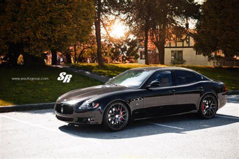 Bmw M140 Tieferlegen by Sr Auto Maserati Quattroporte Executive