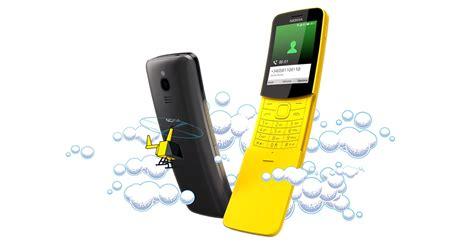 Hp Nokia Geser nokia 8110 lahir kembali mirip pisang dan pernah muncul di the matrix