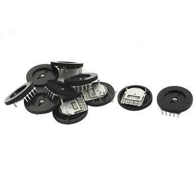 B503 Black aliexpress buy 10 pcs b503 50k ohm 5 pin pulley gear