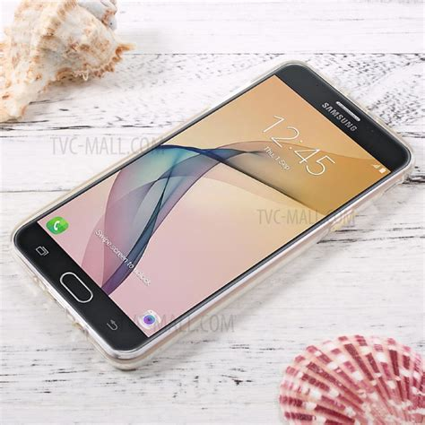 Samsung Galaxy On7 On 7 Ory Soft Casing Cover Anti non slip inner glossy outer tpu mobile shell for samsung