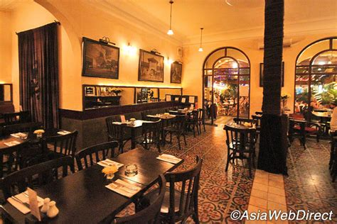 Cuisine Style Bistrot 3823 by Ho Chi Minh City Restaurants A To Z Where And What To