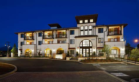 senior appartments olivera senior apartments affordable housing community opens in pomona calif
