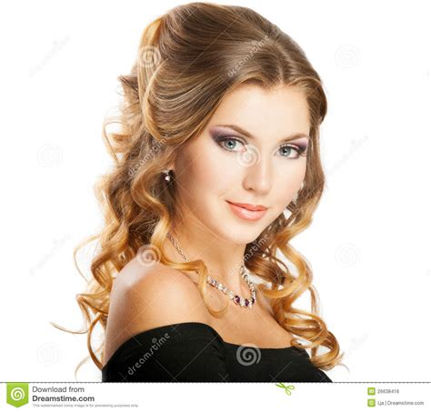 Free Hair Styler by Hairstyle Royalty Free Stock Image Image 26638416