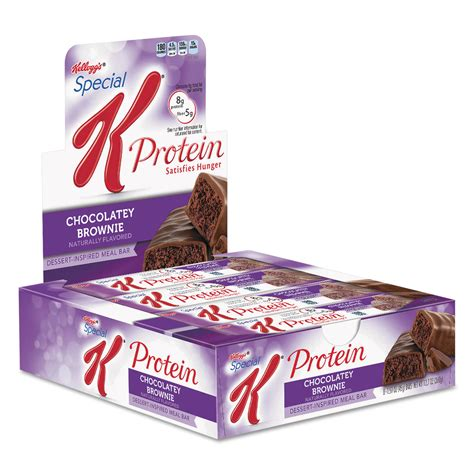 k protein meal bar review special k protein meal bars by kellogg s 174 keb13970