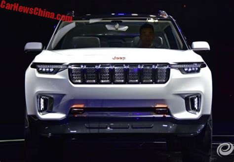 jeep wagoneer concept jeep yuntu concept is china s wagoneer of sorts