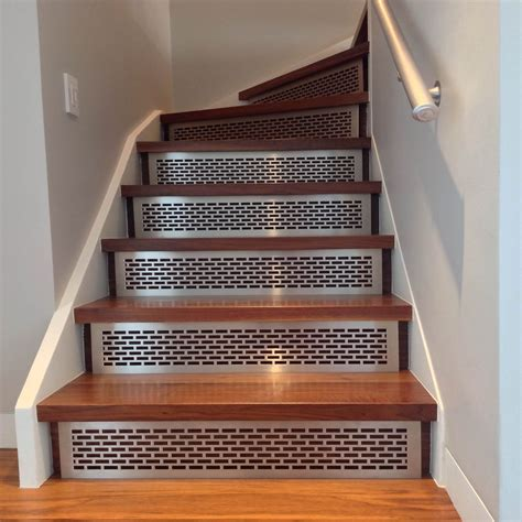 I Decorative by Decorative Stair Riser Panels Helena Source