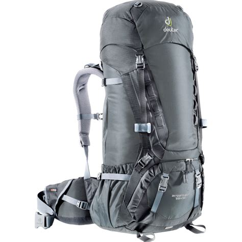 Deuter Aircontact 4510 deuter aircontact 55 10 backpack 3360cu in backcountry