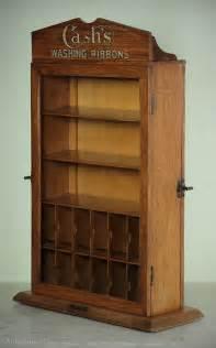 Shop Display Cabinet Antique Small Shop Display Cabinet C 1910 Antiques Atlas