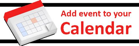 Add Events To Calendar Save Events And Calendar Items Danville Area Chamber Of