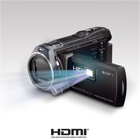 Lu Projector Fino sony hdr pj810e videocamera handycam sensore cmos exmor r