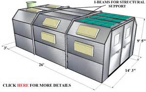 Paint Spray Booth Design - semi down draft paint booth acme booths