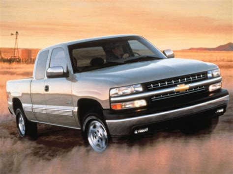 1999 chevrolet silverado 1500 overview cars com