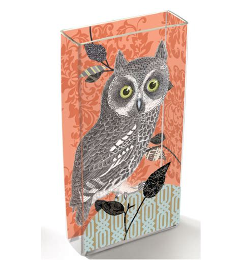 decorative owls owl decor decorative glass vases with owl decorations