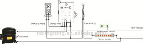 28 mechanical defrost timer wiring diagram 188 166
